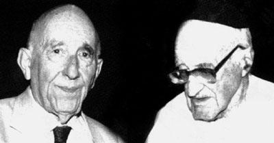 נפלאות חיים כהן וישעיהו לייבוביץ, על אמונה ואלוהים CV-54